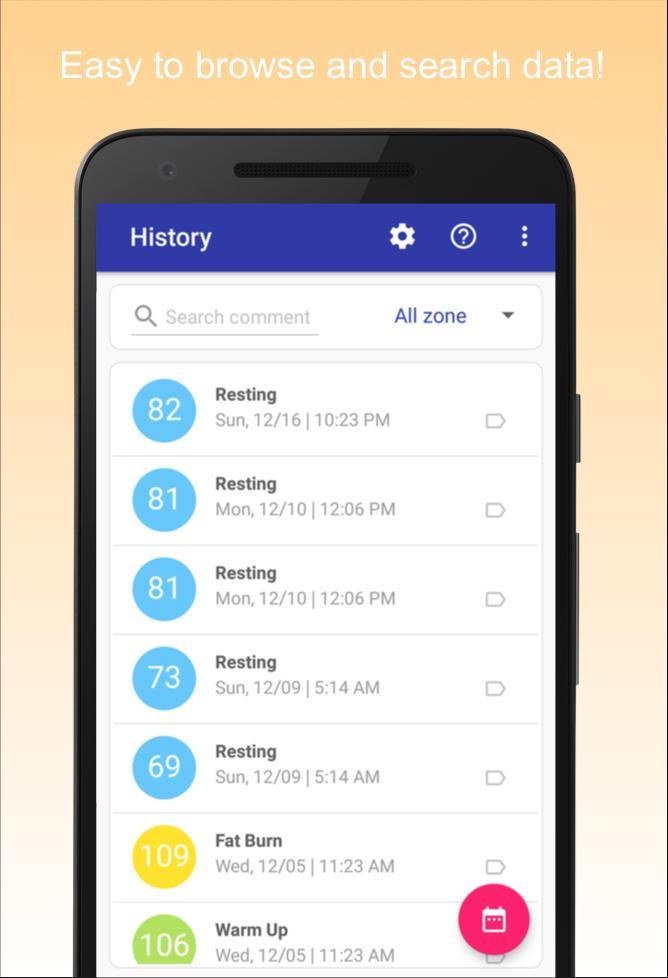 Nauwkeurige Hartslagmeter Hartslag For Android Apk Download