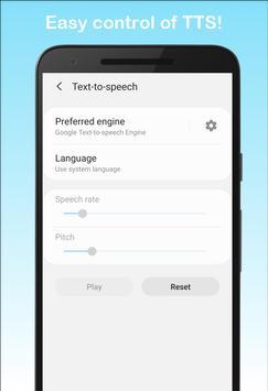 Text to Speech - Read Aloud screenshot 5