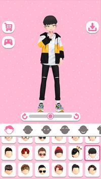 Styledoll! - Hiasi 3D avatar Anda screenshot 2