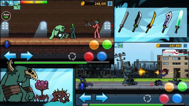 Anger Of Stick 4 screenshot 12