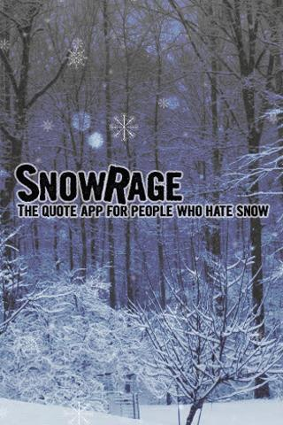 Funny Snow Rage Quotes for Android - APK Download