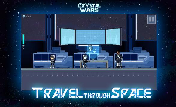 Crystal Wars poster