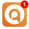 Qeep® Dating App: Chat, Match & Date Local Singles icon