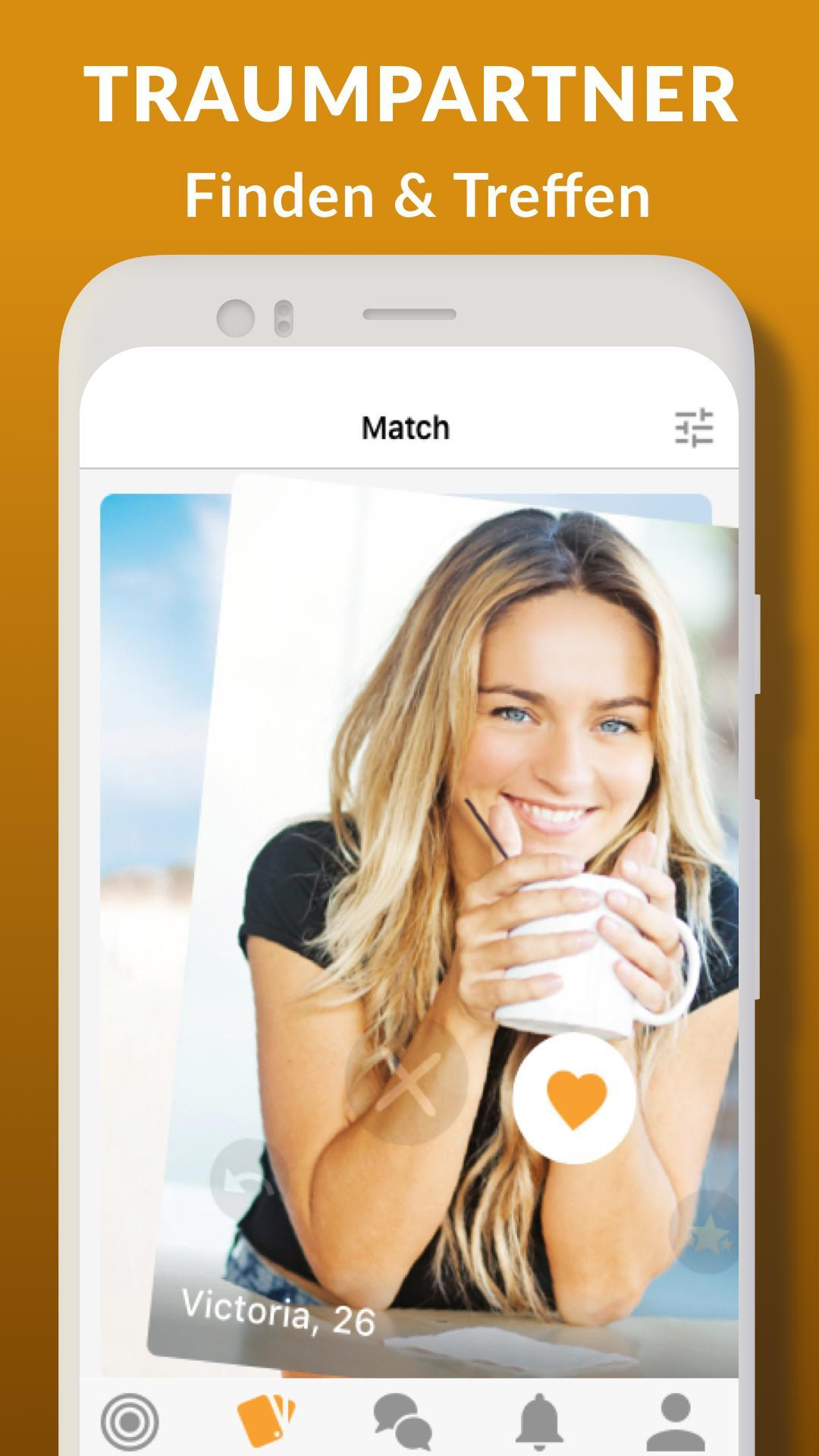 Single-dating-apps für android
