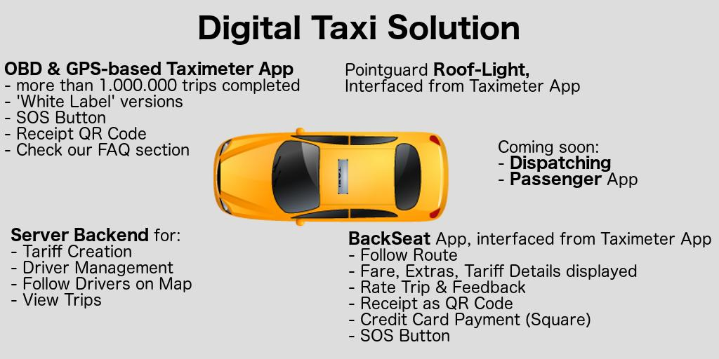 Professional Taximeter Washington DC for Android - APK Download