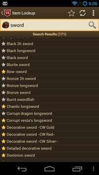 SwiftKit Lite for RuneScape screenshot 6