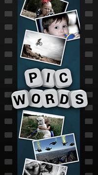 PicWords™ poster