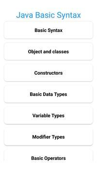Java Programming screenshot 4