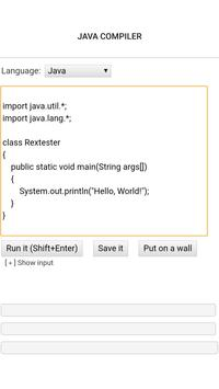 Java Programming screenshot 1