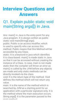 Java Programming screenshot 2