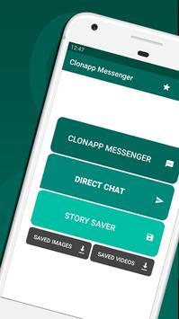 Clonapp Messenger poster