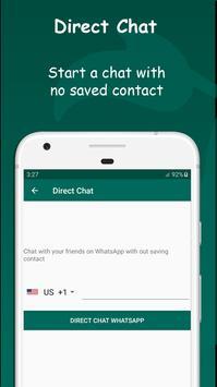 Clonapp Messenger screenshot 2