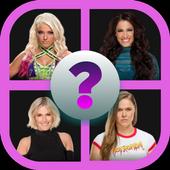Wrestling Superstars Diva Quiz icon