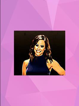 Wrestling Superstars Diva Quiz screenshot 11
