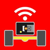 ESP32 Camera Wifi Robot Car - Live Video Streaming icon