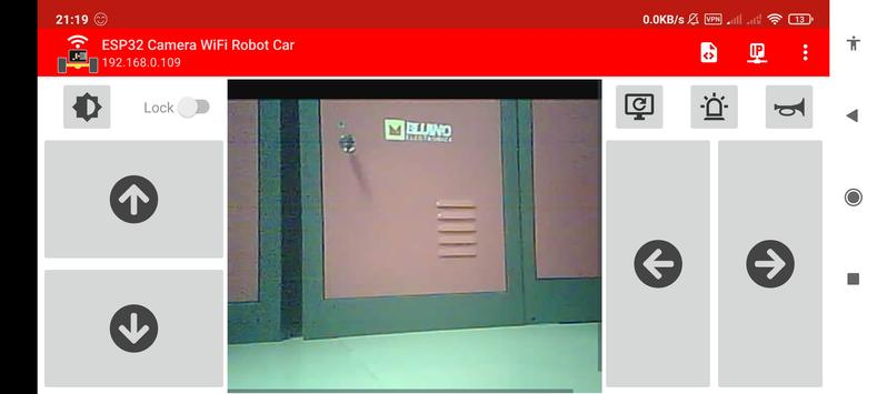 ESP32 Camera Wifi Robot Car - Live Video Streaming poster