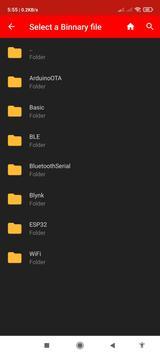 ESP32 Loader screenshot 2