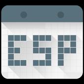 ESP Matrix Offline - a DIY Dot Matrix Clock (JWS) icon