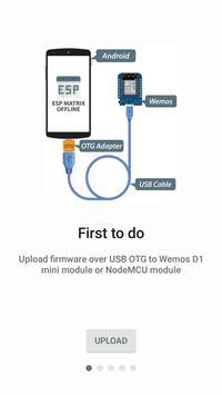 ESP Matrix Offline - a DIY Dot Matrix Clock (JWS) screenshot 4