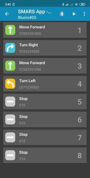 SMARS App capture d'écran 3