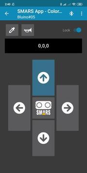 SMARS App capture d'écran 1