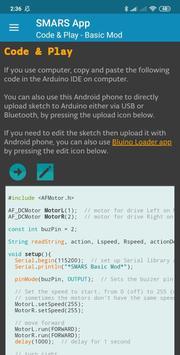 SMARS App capture d'écran 4