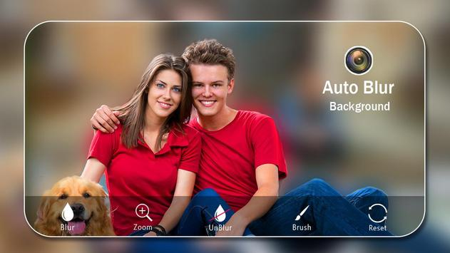 Auto Blur Background : automatically dslr camera screenshot 2