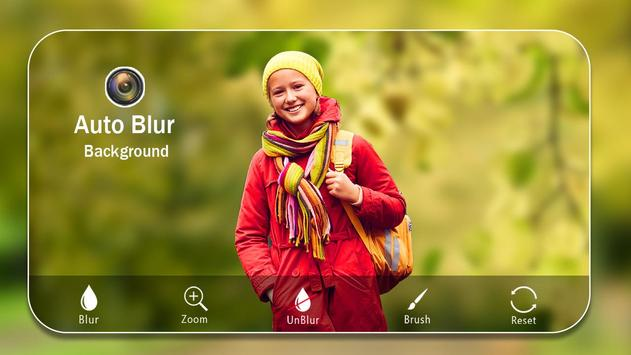Auto Blur Background : automatically dslr camera screenshot 3