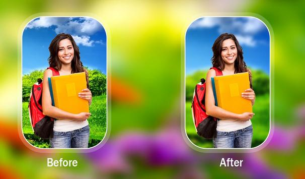 Auto Blur Background : automatically dslr camera screenshot 6