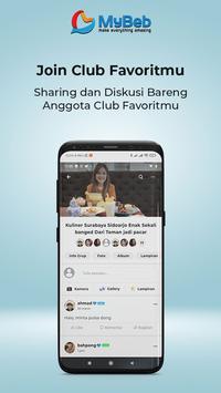 Sosial Media Terkini Gratis Jutaan Gift - MyBeb screenshot 4