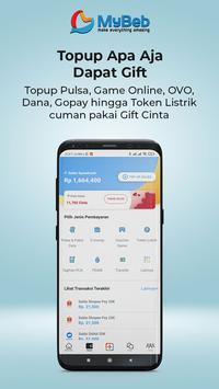 Sosial Media Terkini Gratis Jutaan Gift - MyBeb screenshot 5