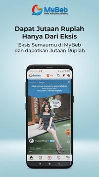 Sosial Media Terkini Gratis Jutaan Gift - MyBeb screenshot 1