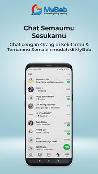Sosial Media Terkini Gratis Jutaan Gift - MyBeb screenshot 3