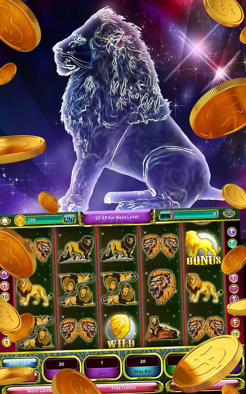 Wild Wolf Slots poster