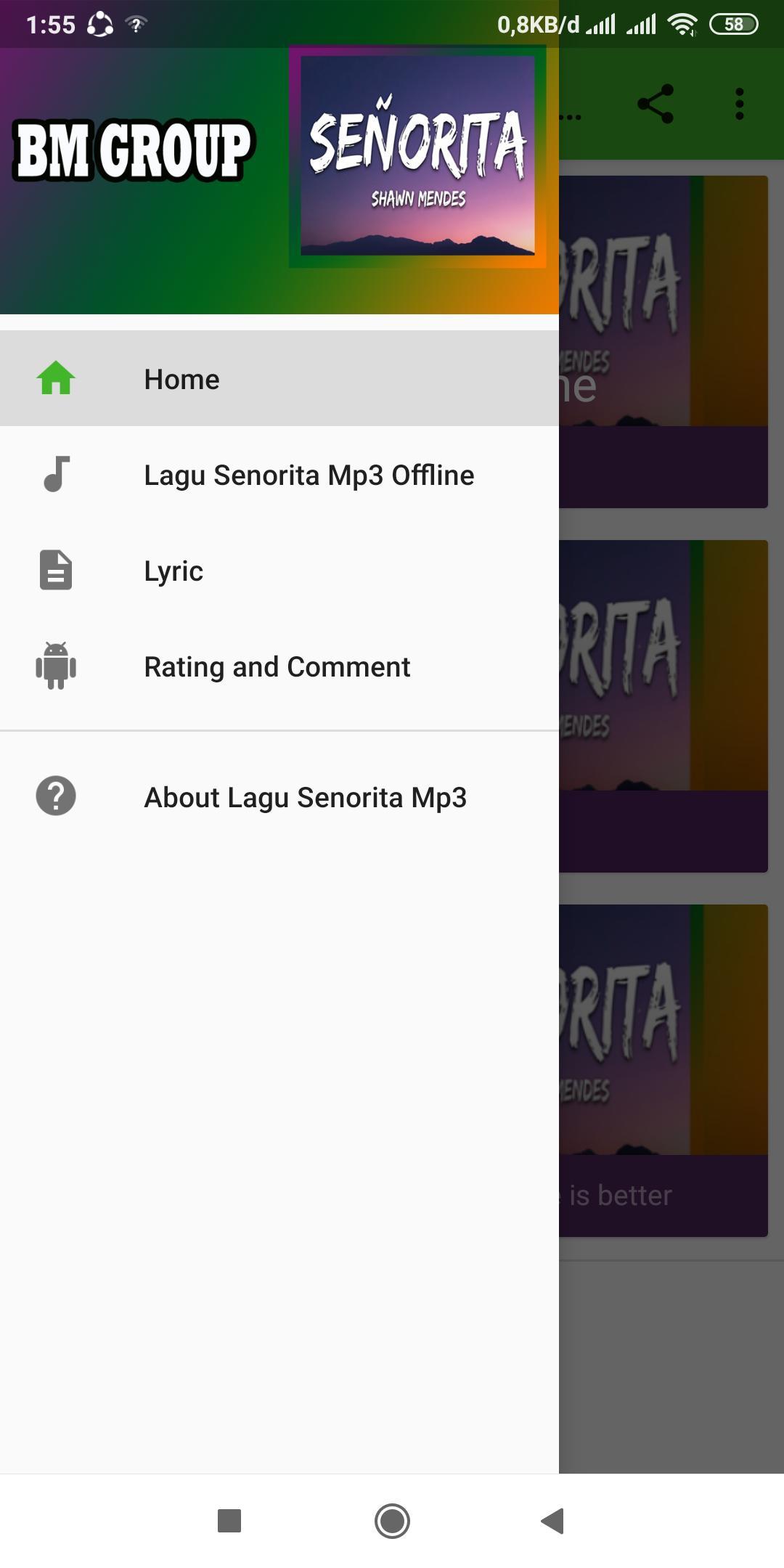 Lagu Senorita Mp3 Offline For Android Apk Download