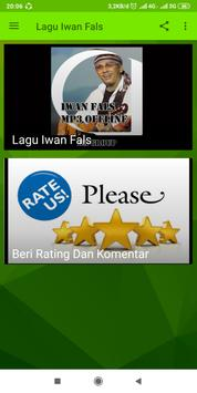 Lagu Iwan Fals screenshot 11