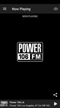 Power 106LA imagem de tela 2