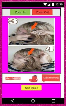 Girl Hairstyle Step By Step 2019 poster
