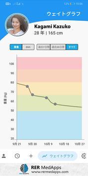 BMI計算機 減量を追跡する スクリーンショット 3