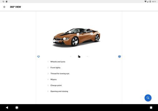BMW i Driver's Guide screenshot 7