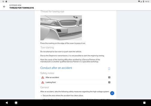 BMW i Driver's Guide screenshot 6
