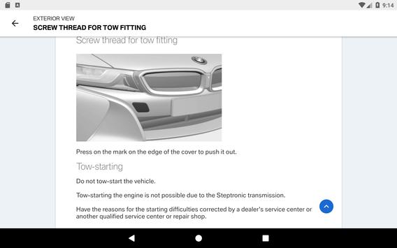 BMW i Driver's Guide screenshot 11