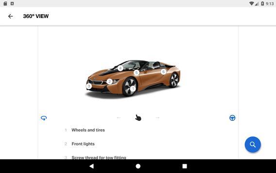 BMW i Driver's Guide screenshot 12