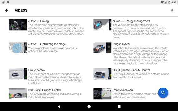 BMW i Driver's Guide screenshot 14