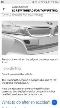 BMW i Driver's Guide screenshot 1