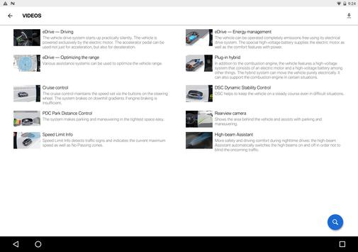 BMW i Driver's Guide screenshot 9