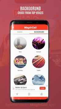 MagicCall تصوير الشاشة 2