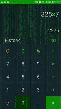Hacker Calculator : No Ads, No permission screenshot 4