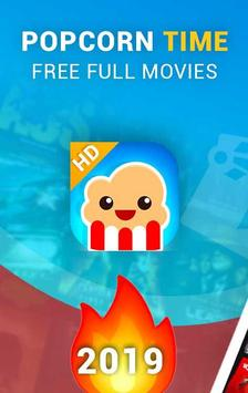 PopCorn HD: Free Movies Time! poster