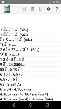 Board Calc Trial version screenshot 2